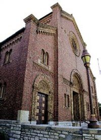 Image of St. Ambrose Church in St. Louis