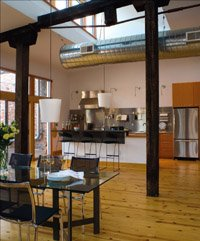 Phil Durham interior space