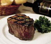Image of grilled Filet Mignon