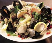 Image of seafood salad