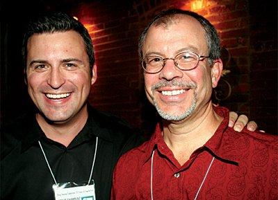 Steve Chamraz, Steve Perron