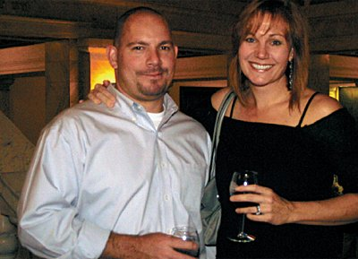Eric and Kelly Burt