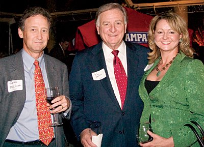 John Eulich, Jim Smith, Cindy Eulich