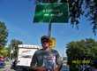 Bill McGuire in Sturgis, South Dakota