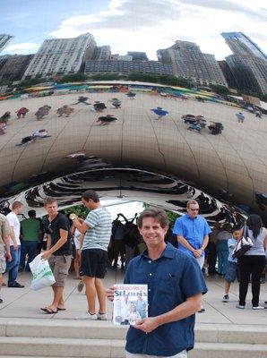 Mark Dysart in Chicago, Illinois