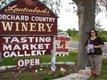 Marsha England in Door County, Wisconson
