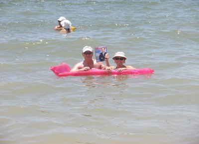 Carole and Ken Thouvenot in Bonita Springs, Florida