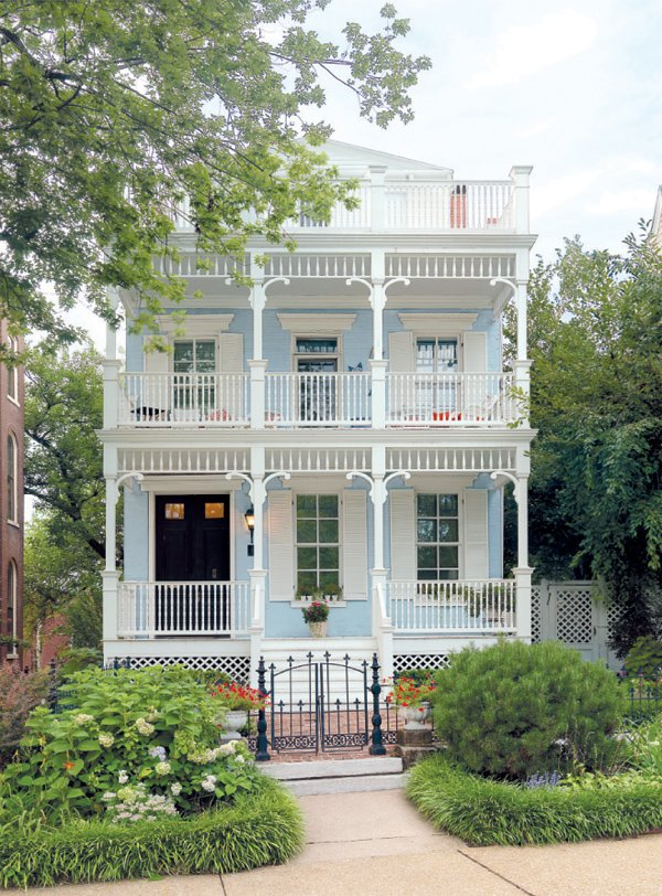 The 10 most beautiful houses in st louis st louis magazine for Best houses in america