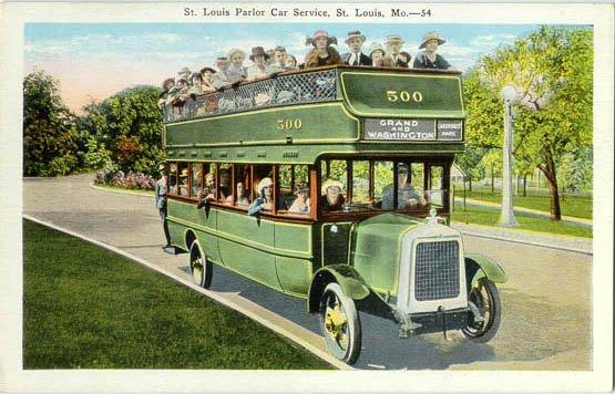 St  Louis Penny Postcards