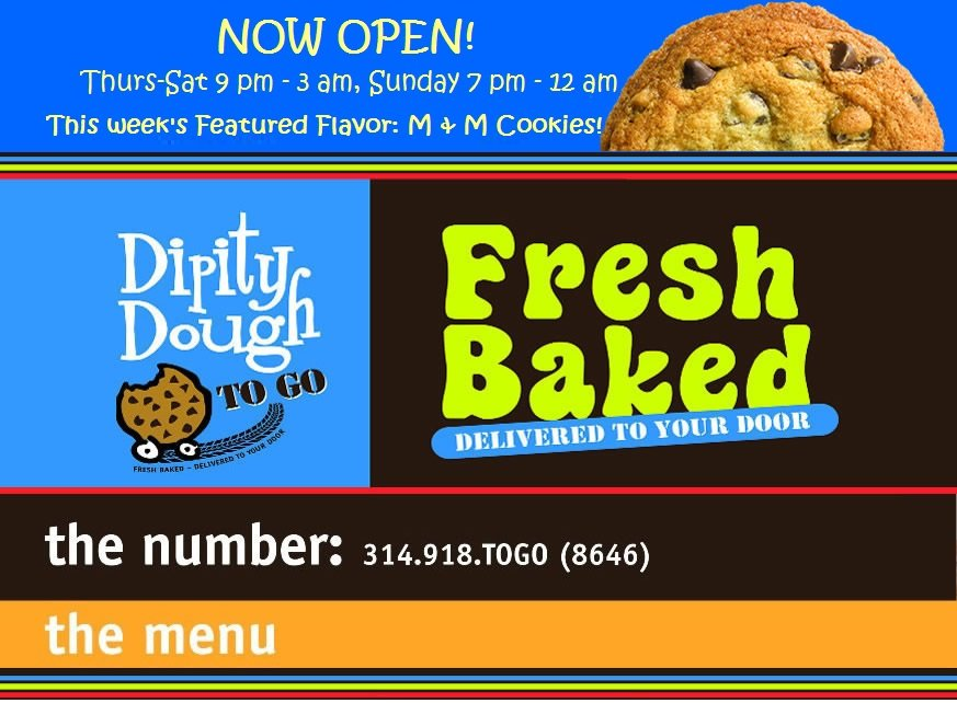 Fresh-Baked Cookies...Delivered?