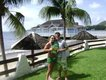 Joe and Erin Adkinson, Honeymoon in St. Lucia