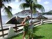 Joe and Erin Adkinson, Honeymoon in St. Lucia