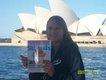 Sydni D. Berry, Sydney, Austrailia