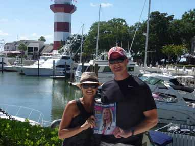 Brook and Barry Brothers, Harbour Town on Hilton Head Island, South Carolina