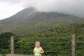 Teagan Capstick, Arenal Volcano, Costa Rica