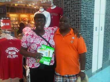 George and Pamela Moore,Jacksonville, Florida