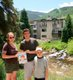 Sara Jones, Kyle LaVelle, and Caleb Garmer, Vail, Colorado
