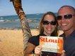 Alisa Gruner and Dan Cuneo, Mama's Fish House, Paia, Hawaii
