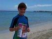 Jake Siegel, Negril, Jamaica