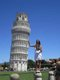 Heather Kuester, Leaning Tower of Pisa, Pisa, Italy