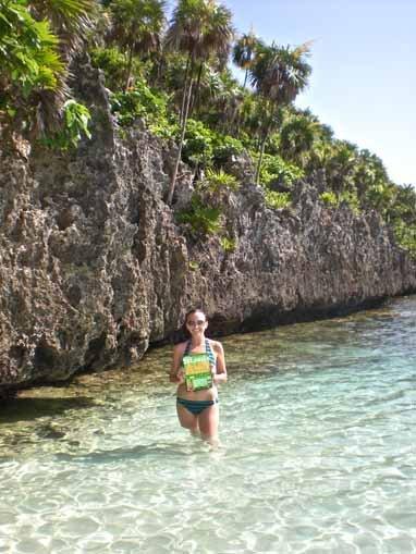 Alysson Seevers, West Bay, Roatan Island, Honduras