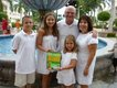 Michael and Monica Neel, Lucia Umbreit, Daryl  and Mercedes Stephenson, Riu Palace, Riviera Maya near Playa del Carmen