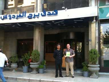 Marc Thayer, Damascus, Syria
