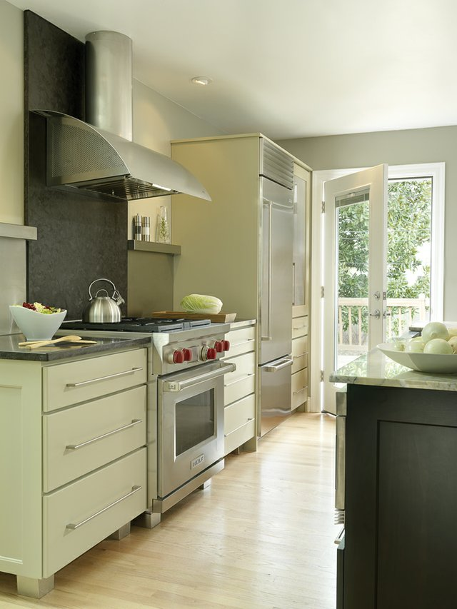 Category 13: Kitchen Less Than 300 Square Feet