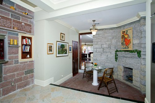 Hearth Room
