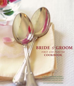 Bride & Groom First and Forever Cookbook by Mary Corpening Barber, Sara Corpening Whiteford, and Rebecca W. Chastenet De Gery, $35. The Empty Nest, 21 N. Gore, 314-961-3900, shoptheemptynest.com