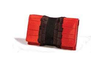 Nelle handbag, $90. Bella Bridesmaid, 13428 Clayton, 314-205-1191, bellabridesmaid.com