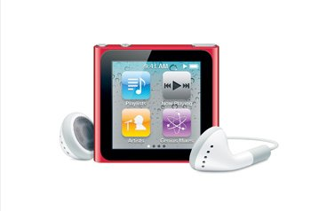 (PRODUCT) RED Special Edition 8 GB iPod nano