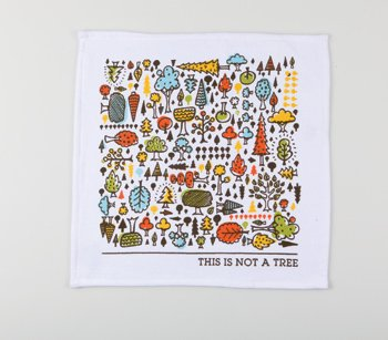 PeopleTowels reusable hand towel
