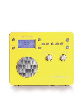 Tivoli Audio SongBook AM/FM travel radio