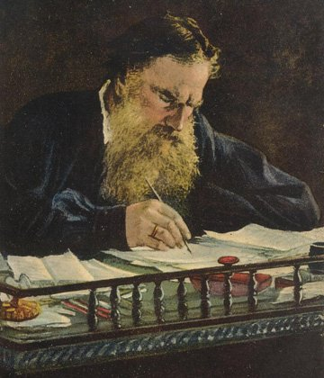 Is Tolstoy the greatest writer of all time?