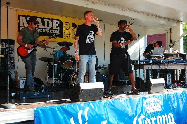 Artists showcase their skills at S.L.U.M. Fest 2011