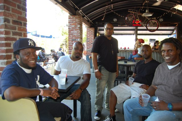Tor Cox, Branden Lott, Terrance Price (singer), Manno, Joey Thedford