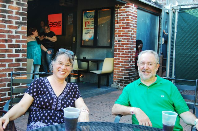 Lois and Dave Zuckerman