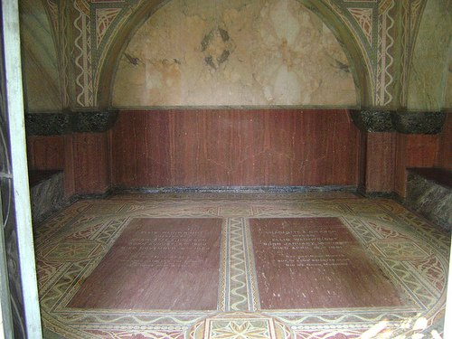 Fruit of the Tomb: A Look Inside the Wainwright Mausoleum