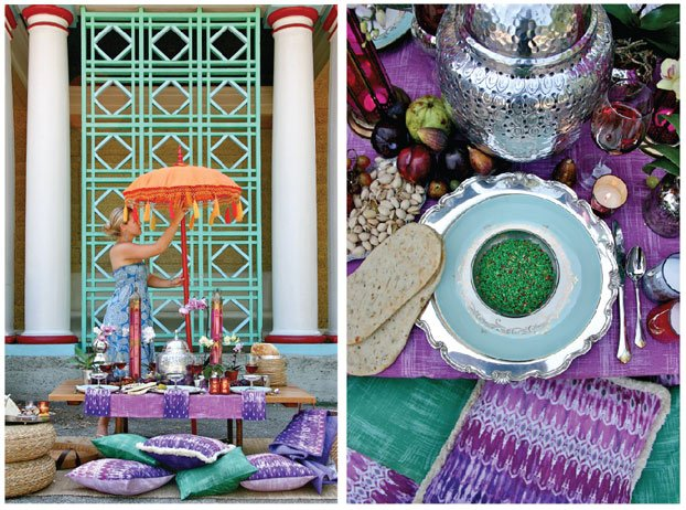 Road To Marrakesh An Quot Inspired Quot Moroccan Themed Table