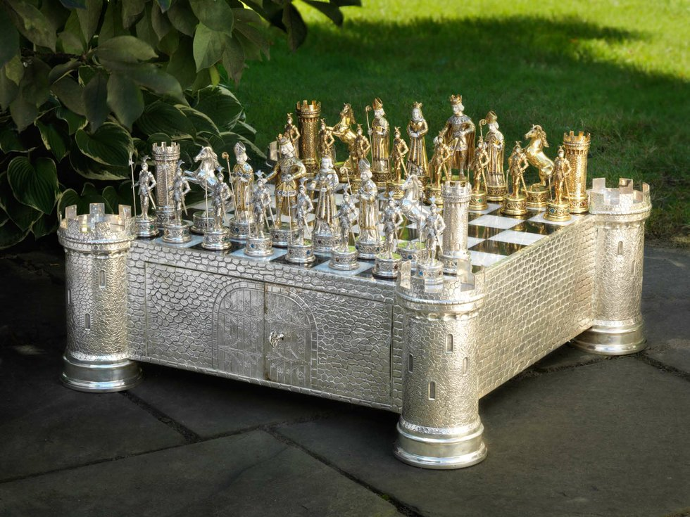 Best Chess In The West Rex Sinquefield S World Chess Hall