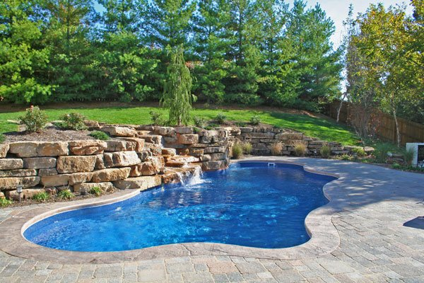 Category 8: Residential Swimming Pool/Spa/Water Feature