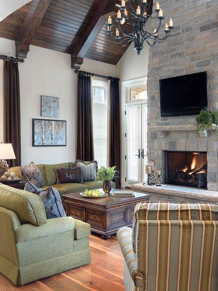 Category 23: Traditional Interior Design