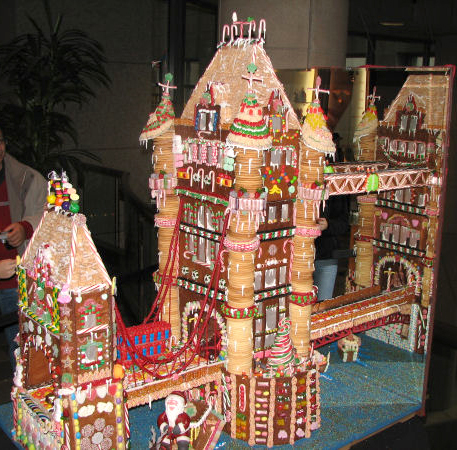 Lick But Don T Touch Annual Lydia S House Gingerbread