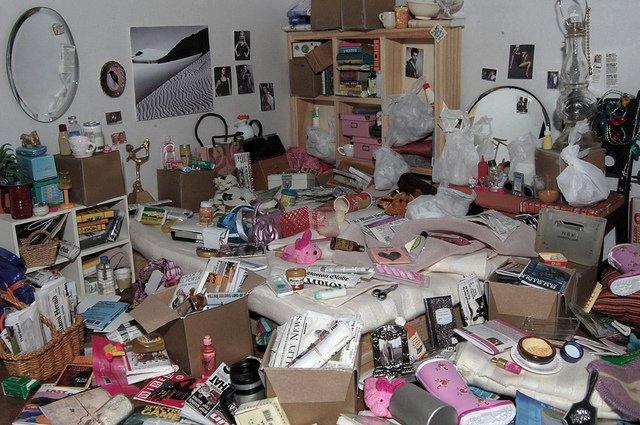The Teenager's Bedroom
