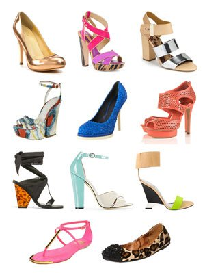 f41517335915 How to Build Your Spring Shoe Wardrobe  Top Shoe Trends for Spring 2012