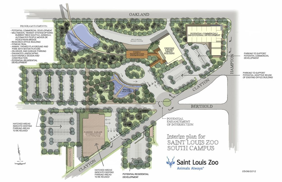 The Saint Louis Zoo Announces Purchase Of Forest Park