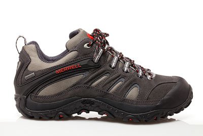 "Grey Merrel ""Chameleon 4 Vent GTX"" men's waterproof hiking shoes"