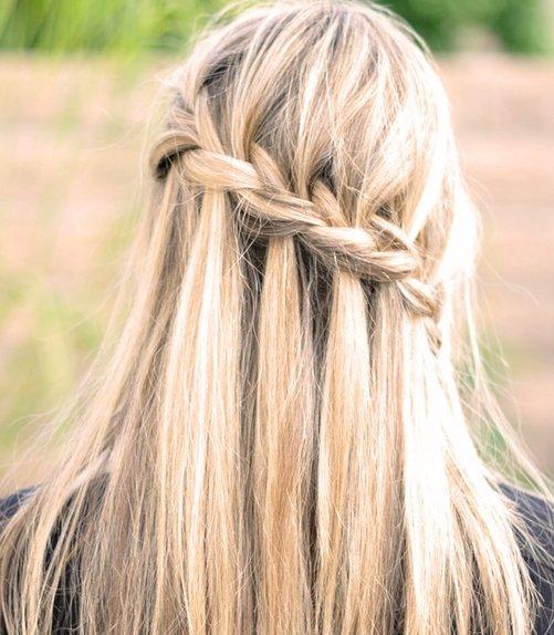 Awe Inspiring Casual Wedding Hairstyles Szissza Hairstyle Inspiration Daily Dogsangcom