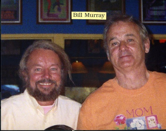 Web Gallery: Joe Edwards with Celebrities at Blueberry Hill